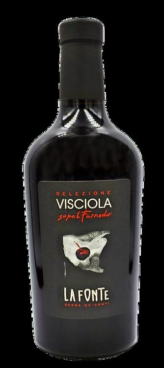VINO DI VISCIOLA SELEZIONE BARRICATA (Visciole's Wine Barricate selection)