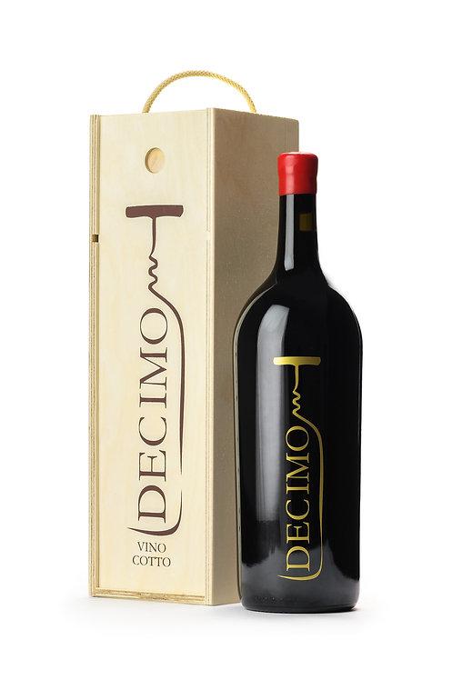 VINO COTTO STRAVECCHIO MAGNUM (Stravecchio Magnum Vino Cotto 1,5l)