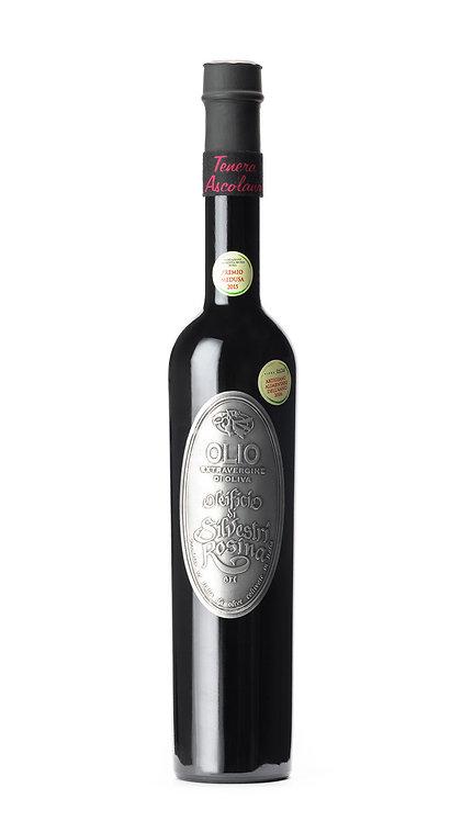 OLIO EXTRAVERGINE  OLIVA TENERO ASCOLANO (Extravirgin olive oil Tenero Ascolano)