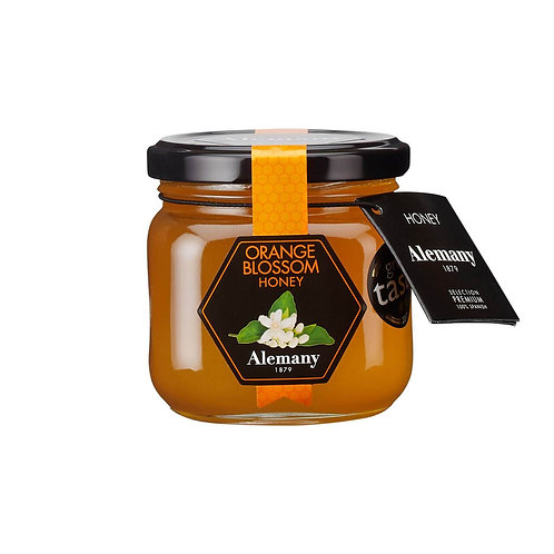 Alemany Orange Blossom Honey 250g