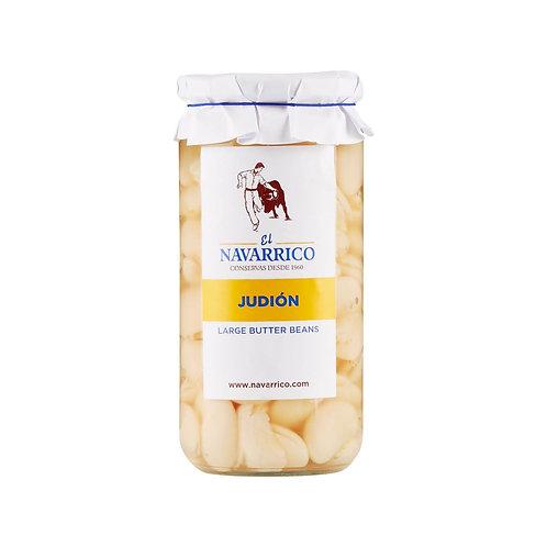 Navarrico Judion Butter Beans 700g
