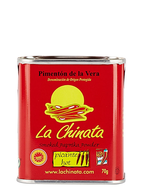 La Chinata Smoked Paprika DOP Hot 70g