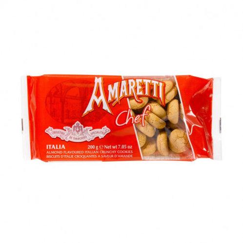 Amaretti Chef Italian Cookies 200g
