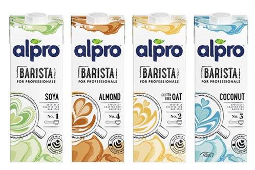 Alpro Barista Non Dairy Milks 1L