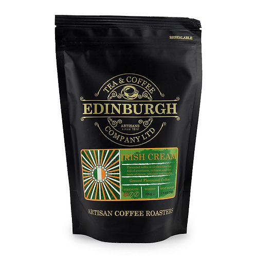 ETCC Irish Cream Ground Coffee 200g