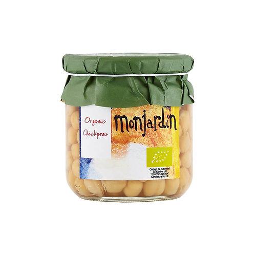 Monjardin Organic Chickpeas 325g