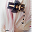 Thumbnail: Gold Scissors Ribbon Hairclip
