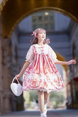Cake & Strawberry Girl - OP