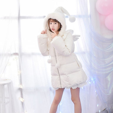 Flying Angel Coat