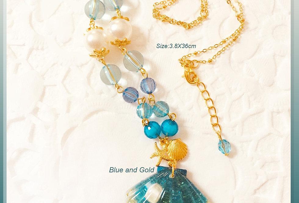 Magic Seashell Necklace