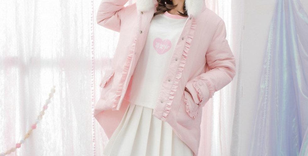 Soft Sweet Bear Coat