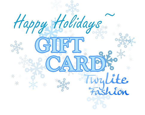 Holiday Special - Gift Card