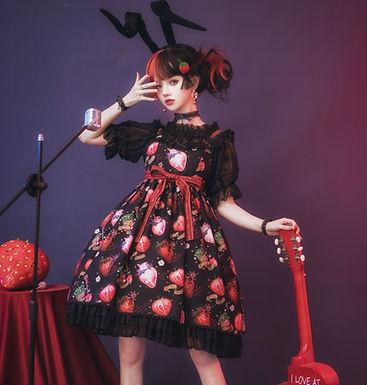Rotten Strawberry - Jsk