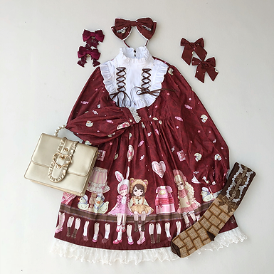 Antique Dolls - OP
