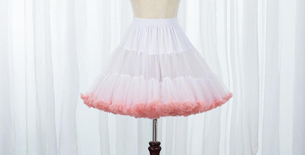 Gradient Cloud Petticoat