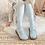 Thumbnail: Creamy Planet Knee High Socks