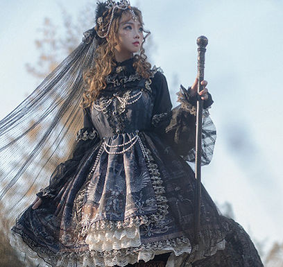 Gothic Silvia - jsk