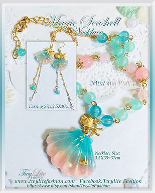 Magic Seashell Earrings