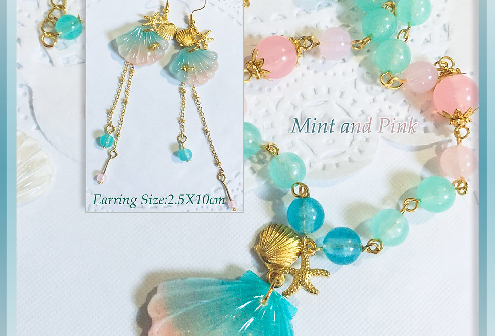 Magic Seashell Earrings