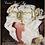 Thumbnail: Cream Floral Hat