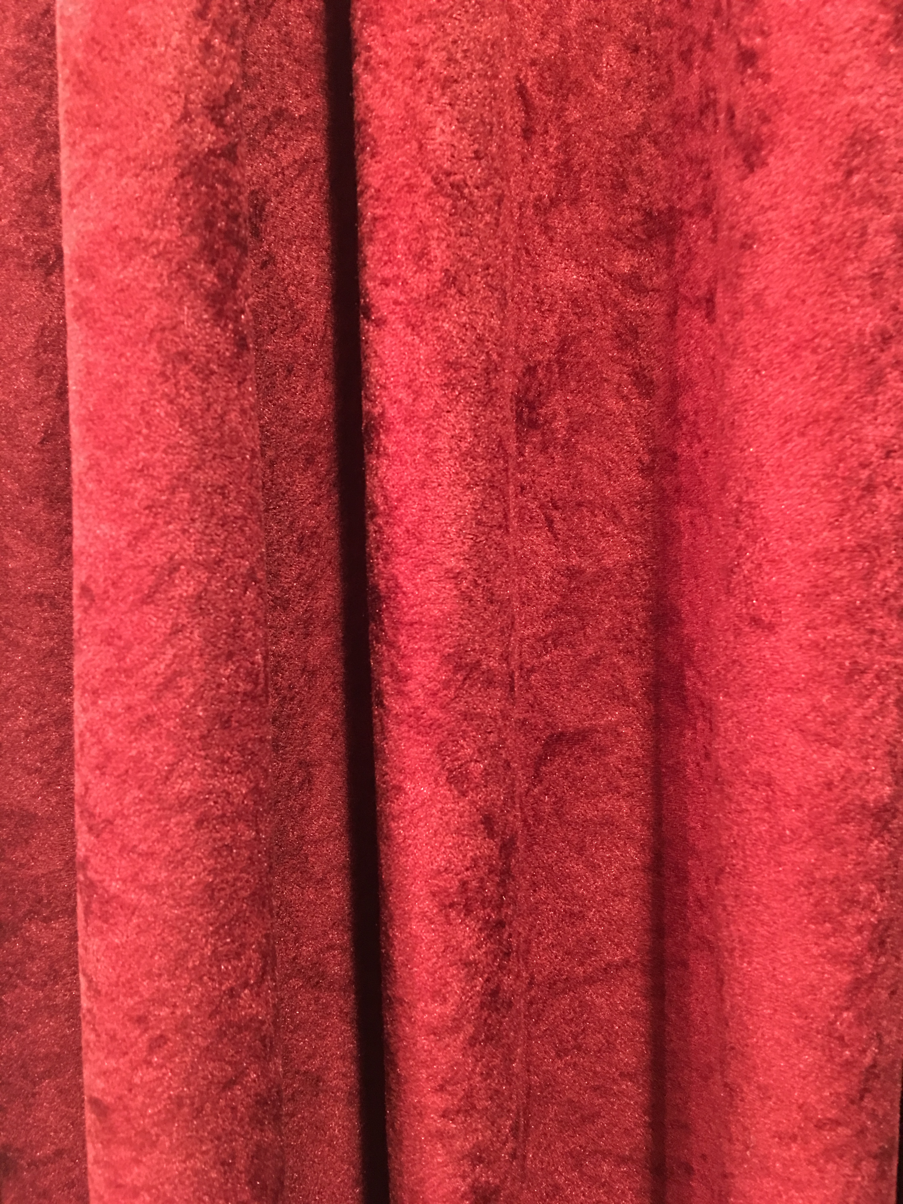 Red Velour