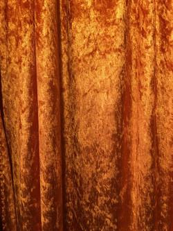 Orange Velour