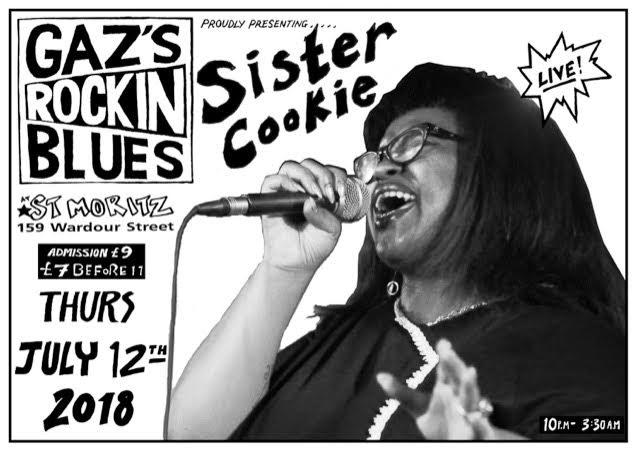 2018.07.12 sister cookie
