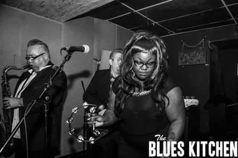 THE BLUES KITCHEN - CAMDEN