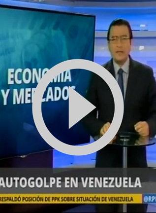 Crisis Política y Económica en Venezuela