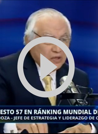 Perú Sube Dos Posiciones en Ranking del Talento 2017
