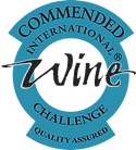 Medalha de INTERNATIONAL WINE CHALLENGE COMMENDED 2010