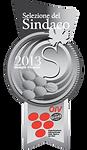 Medalha de Prata SELEZIONE DEL SINDACO 2013