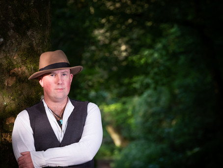 One of Ireland's best artist, Davie Furey gears up for the release of new album 'Haunted Streets'