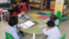 Infantil colegio La Inmaculada Santa Cruz de Mudela