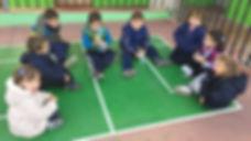 3 años colegio La Inmaculada Santa Cruz de Mudela
