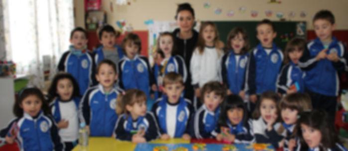 Oferta educativa del colegio La Purísima de Teruel