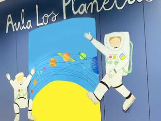 Un nuevo aula TGD en Madrid Norte: Los Planetas