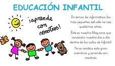 Blog de educación infantil del Colegio La Purísima de Teruel