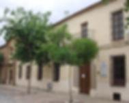 Fachada colegio La Inmaculada Santa Cruz de Mudela