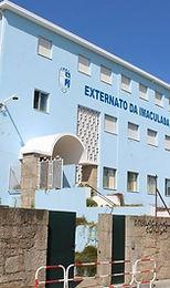 Nossa escola. Colegio Externato Inmaculada Conceicao.j