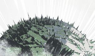 Fictional Landscape IV