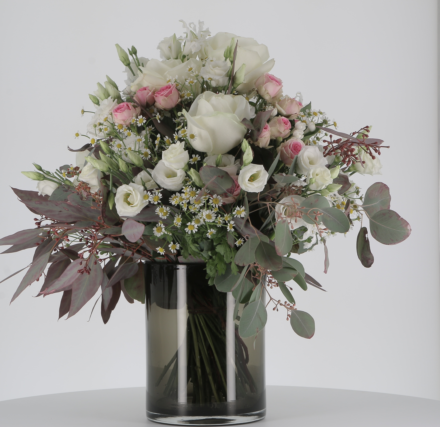 Flower bouquet example L