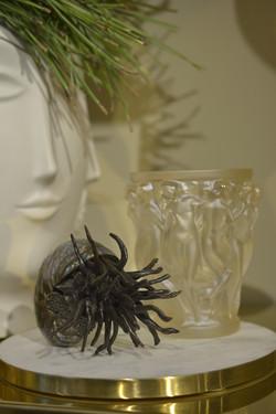 Bahlmann Showroom Lalique Jonathan Adler