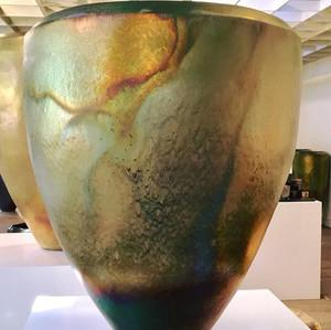 Vase XXL Bronze