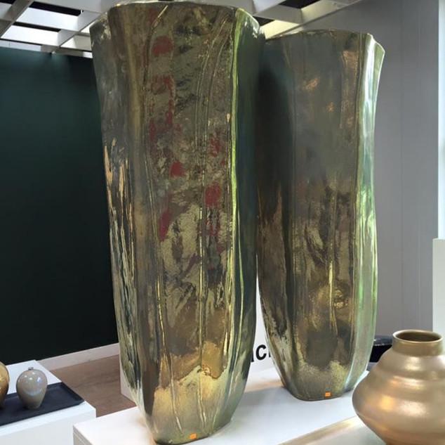 Vase Tulip XL grün