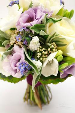 Frühlingsstrauß von Blumen Bahlmann