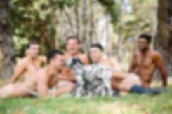 Nude Vet Calendar