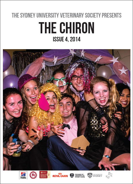 The Chiron Issue 4 2014