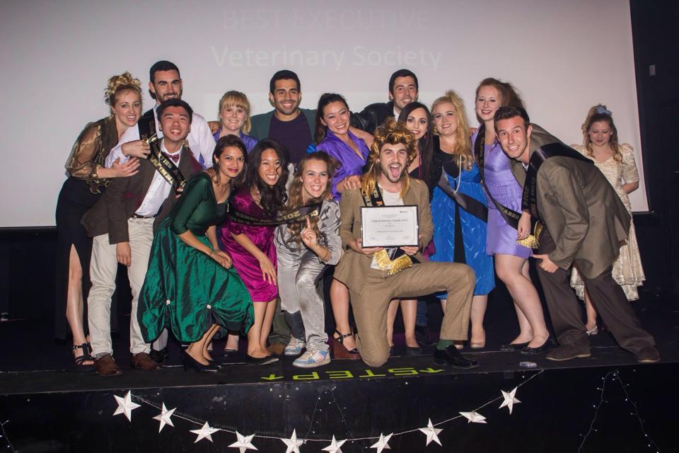 VetSoc the Big Winners at C&S Awards
