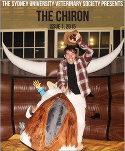 The Chiron Issue 1 2015
